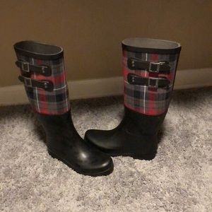 Ugg Tall Rain boots size 7